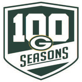Green Bay Packers celebrate 100th season