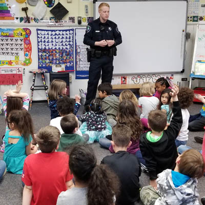 Appleton police get Little Free Library