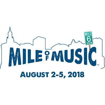 Genres expanding at Mile of Music