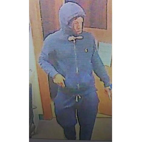 Oshkosh police look for burglary suspect