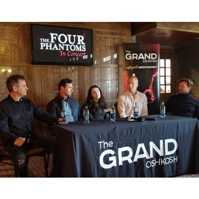 'The Four Phantoms' come to Oshkosh