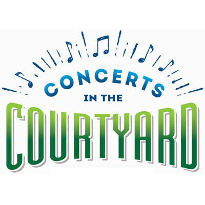 Concerts in the Courtyard series returns