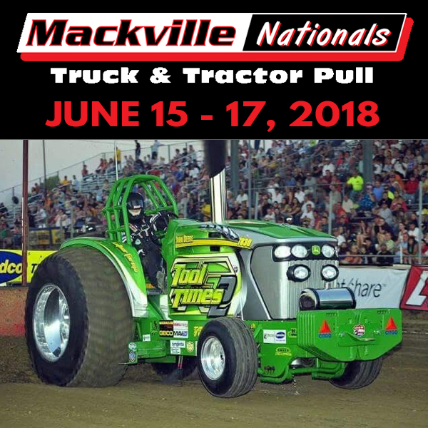 Mackville Nationals Truck and Tractor Pull | The Score