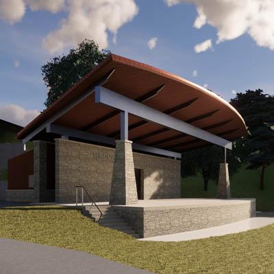 Miron to donate amphitheater in Jones Park