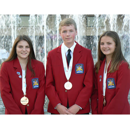 3 Oshkosh students win national SkillsUSA title