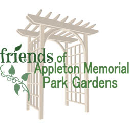 Memorial Park Gardens group holding tour