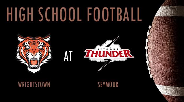 High School Football 08/31/18: Wrightstown at Seymour