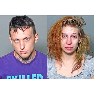 Police: Suspects used heroin before standoff