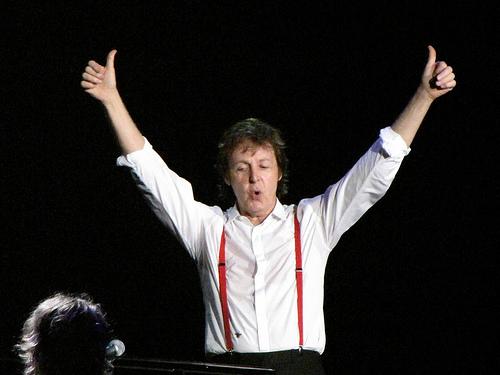 McCartney to play Lambeau on June 8th