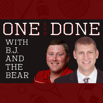 """One and Done"" with B.J. and the Bear 04/16/18 – Full Show"