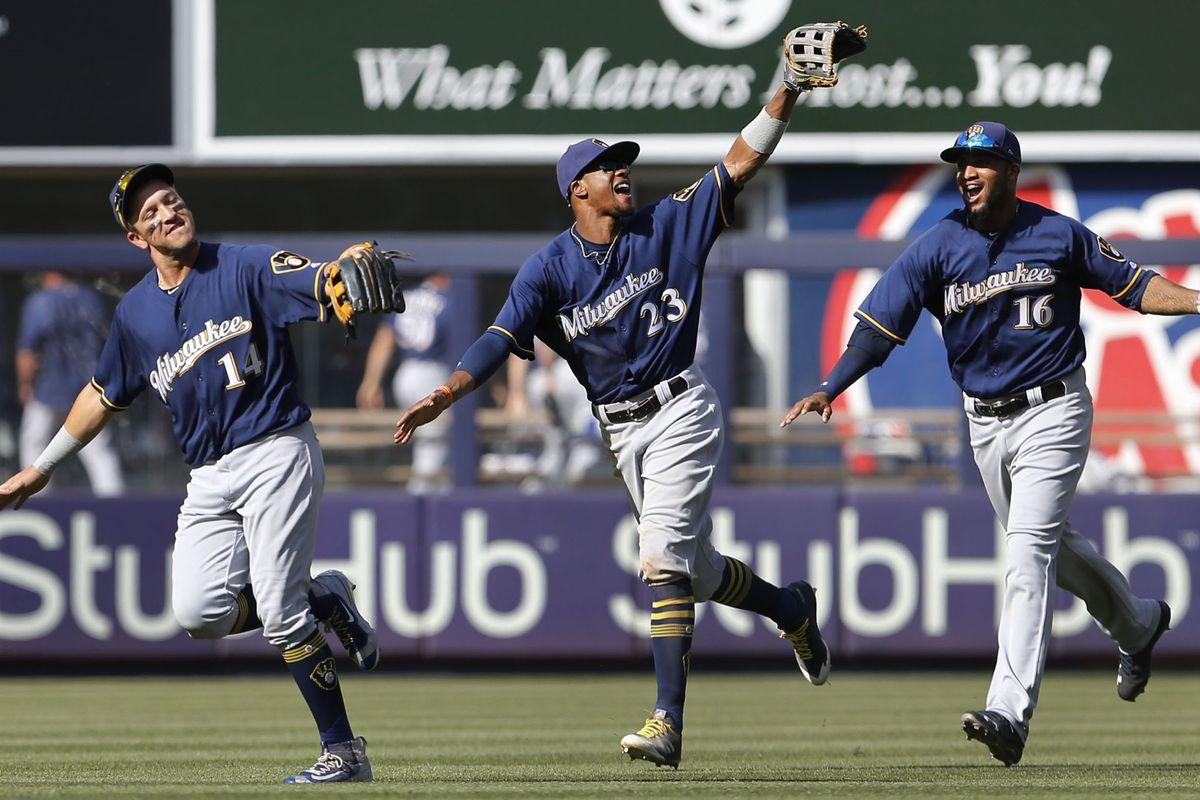 Milwaukee Brewers Reenact Their Favorite Scene From 'The Sandlot'