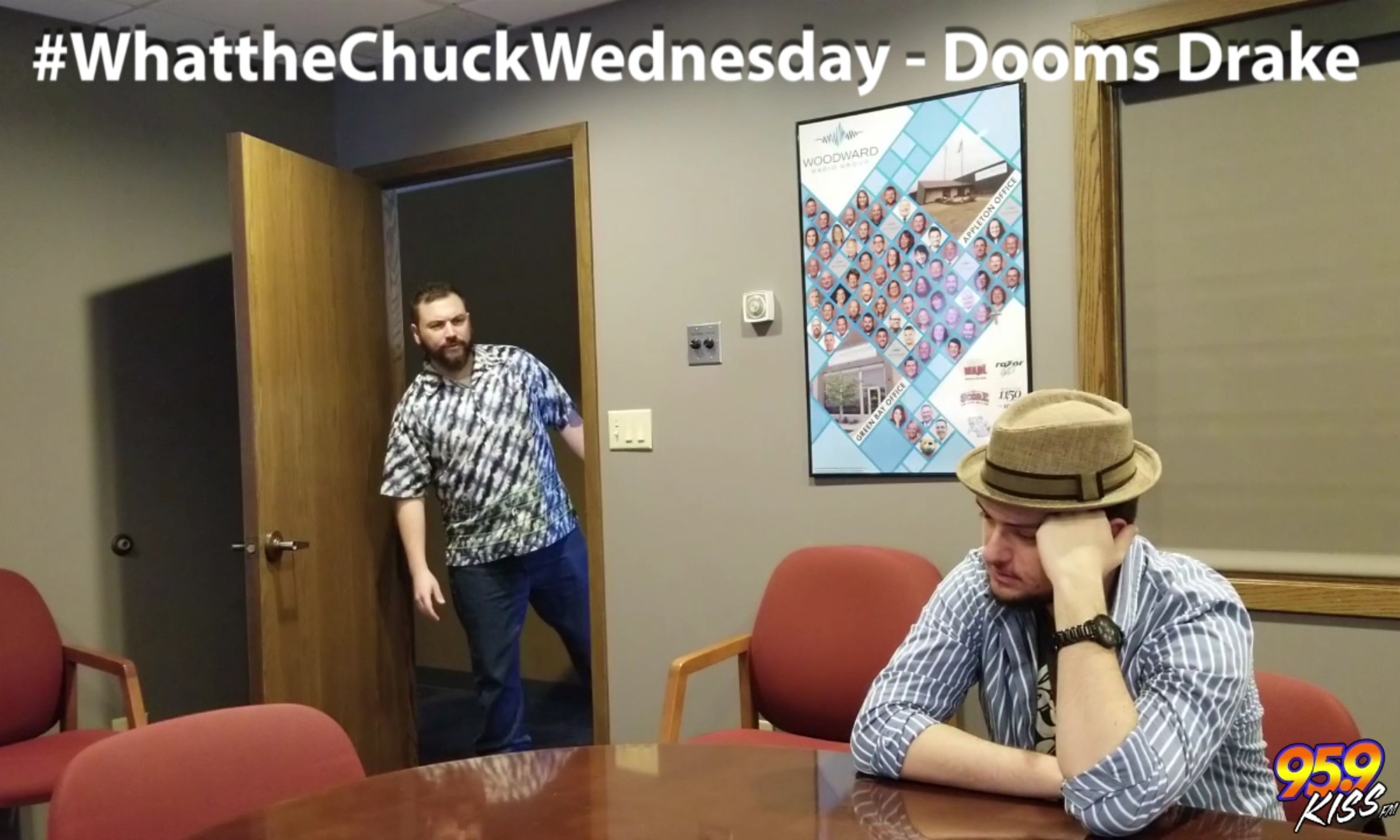 #WhattheChuckWednesdays - Dooms Drake