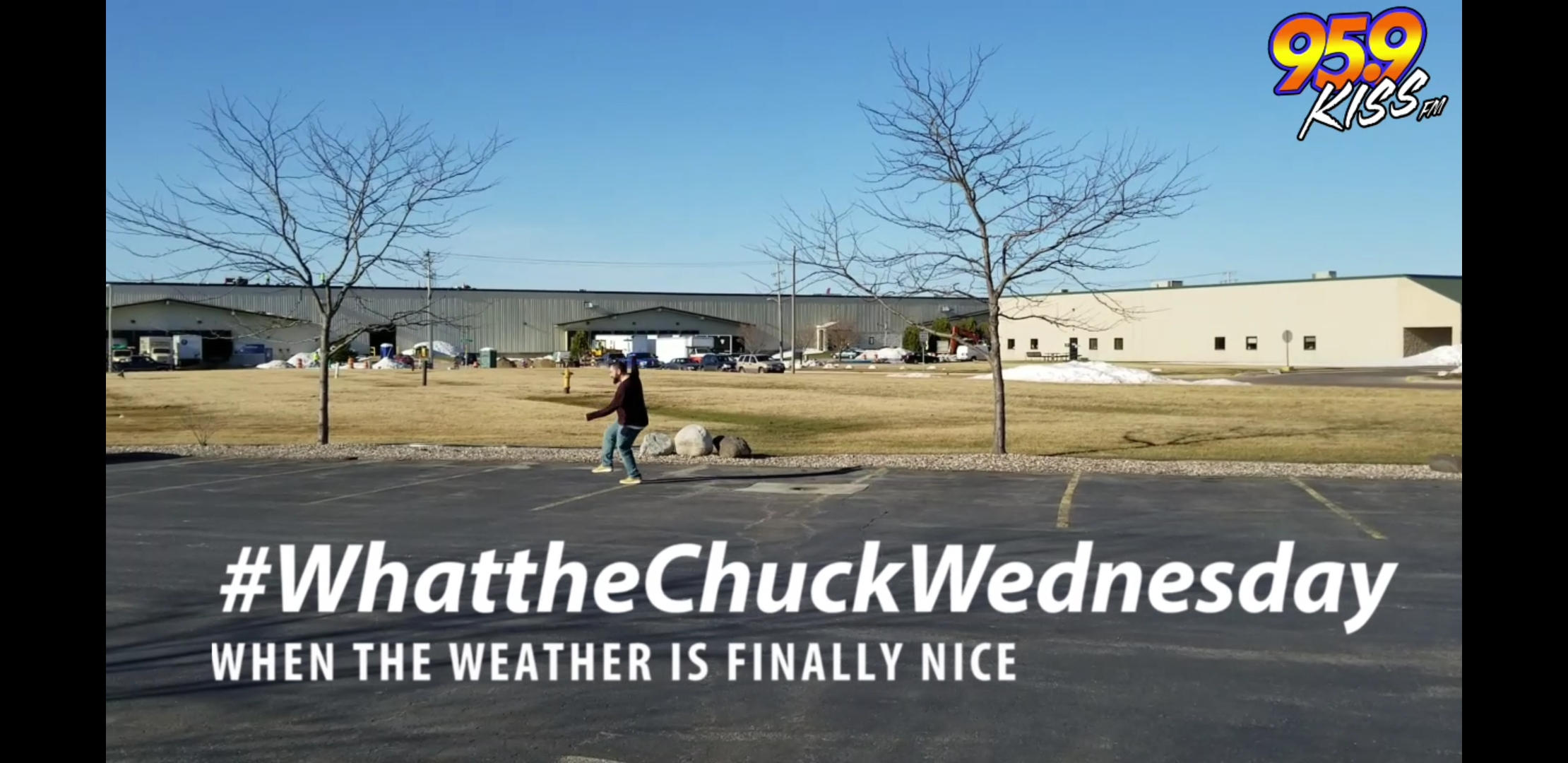 #WhattheChuckWednesday - When The Weather Is Finally Nice