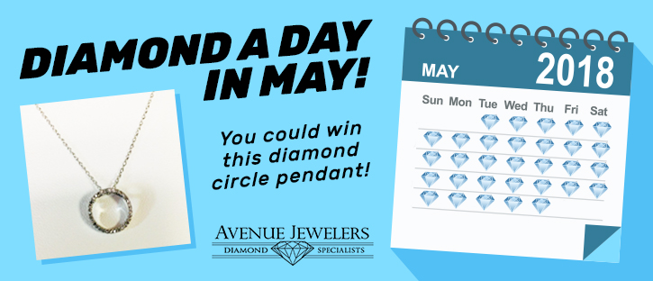 CONTEST: Diamond a Day in May