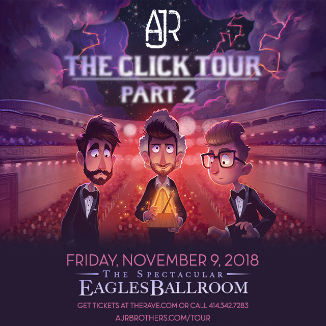CONTEST: AJR | The Rave