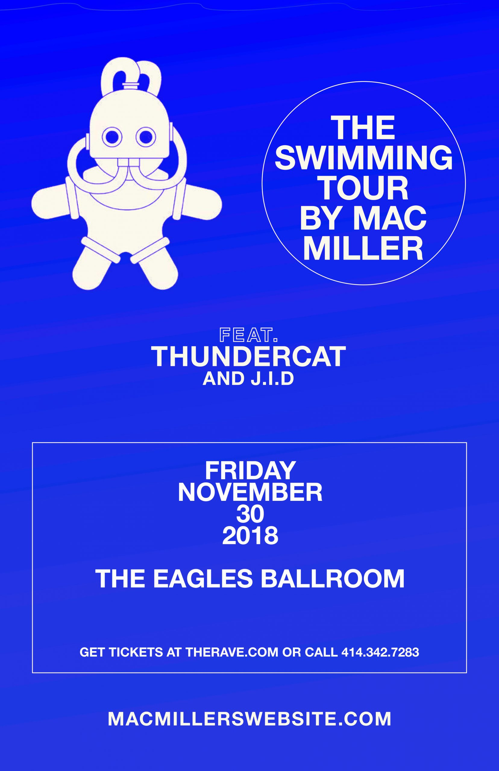 CONTEST: Win tickets to Mac Miller!