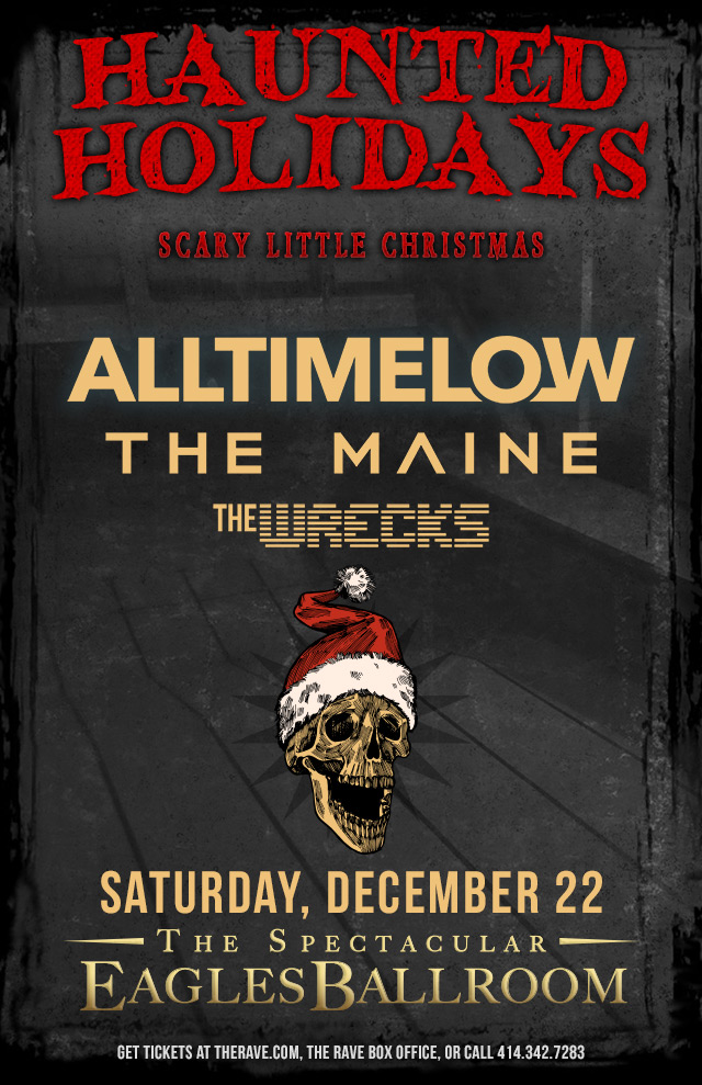 CONTEST: All Time Low_Rave_12.22.18