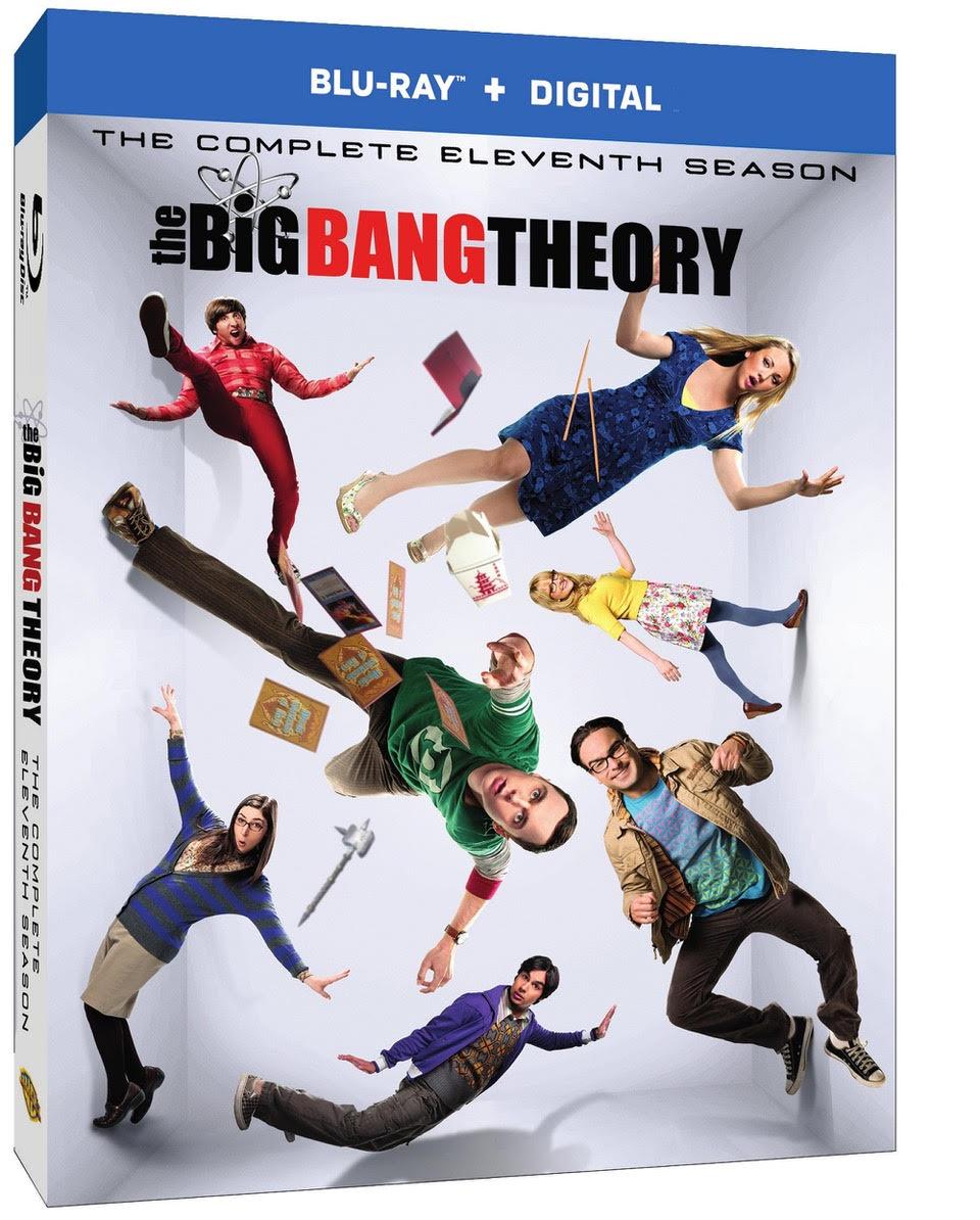 CONTEST: Big Bang Theory – Season 11