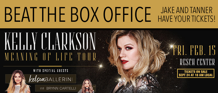 Feature: https://www.959kissfm.com/contest-kelly-clarkson-beat-the-box-office/