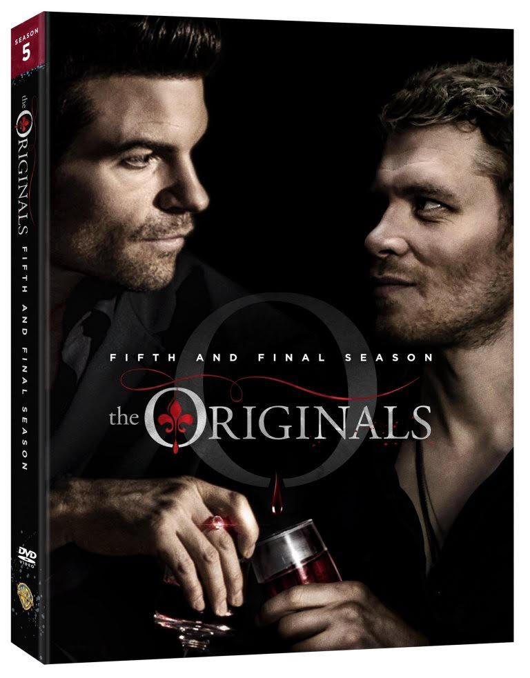 CONTEST: The Originals: The Complete Fifth & Final Season