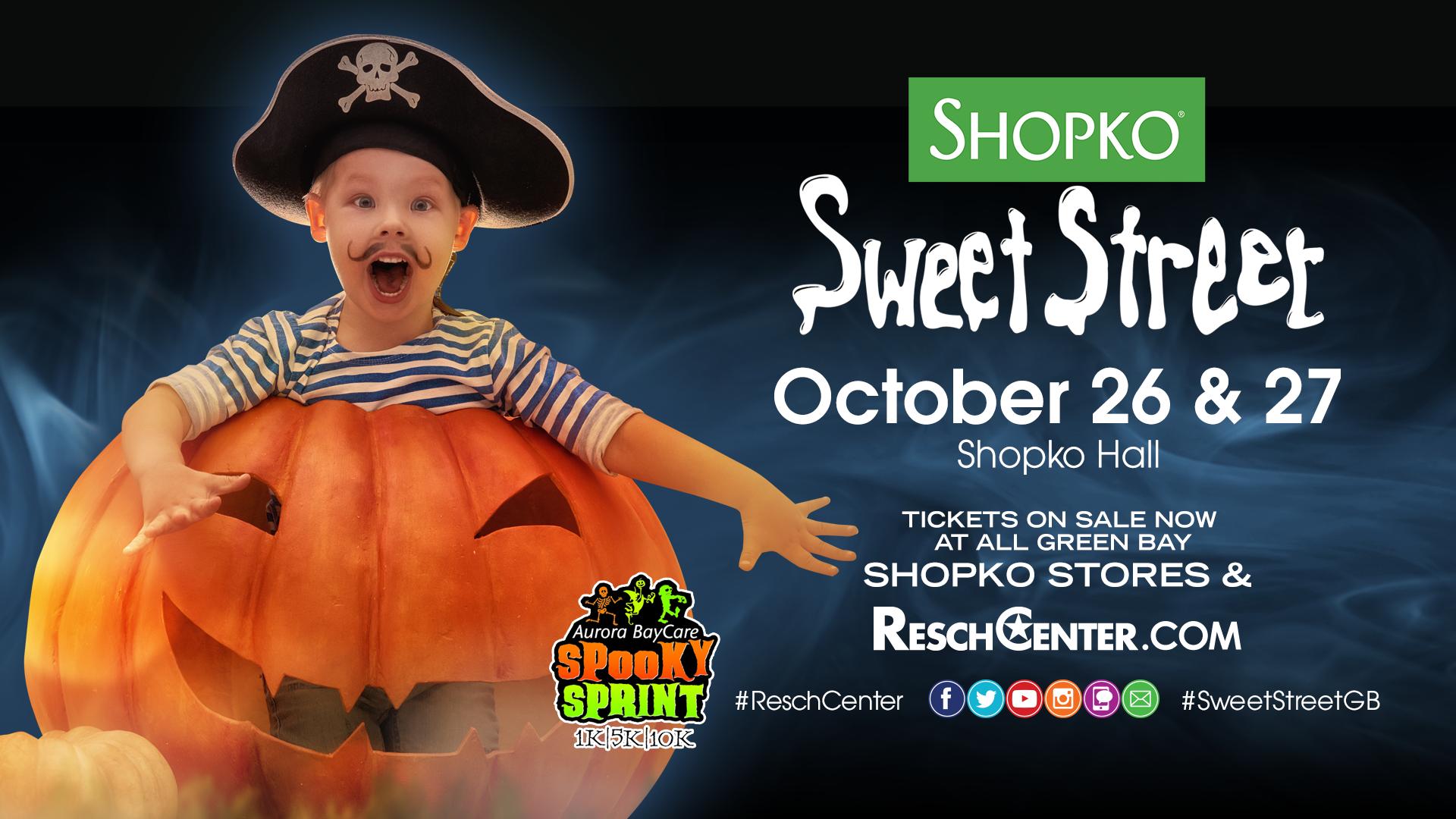 CONTEST: Shopko Sweet Street
