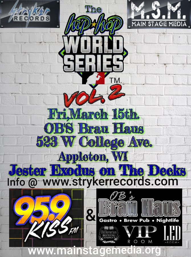 The Hip Hop World Series Vol  2 | #1 For All The Hits - 95 9