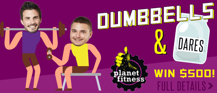 Feature: https://www.959kissfm.com/contest-jake-tanners-dumbbells-and-dares/