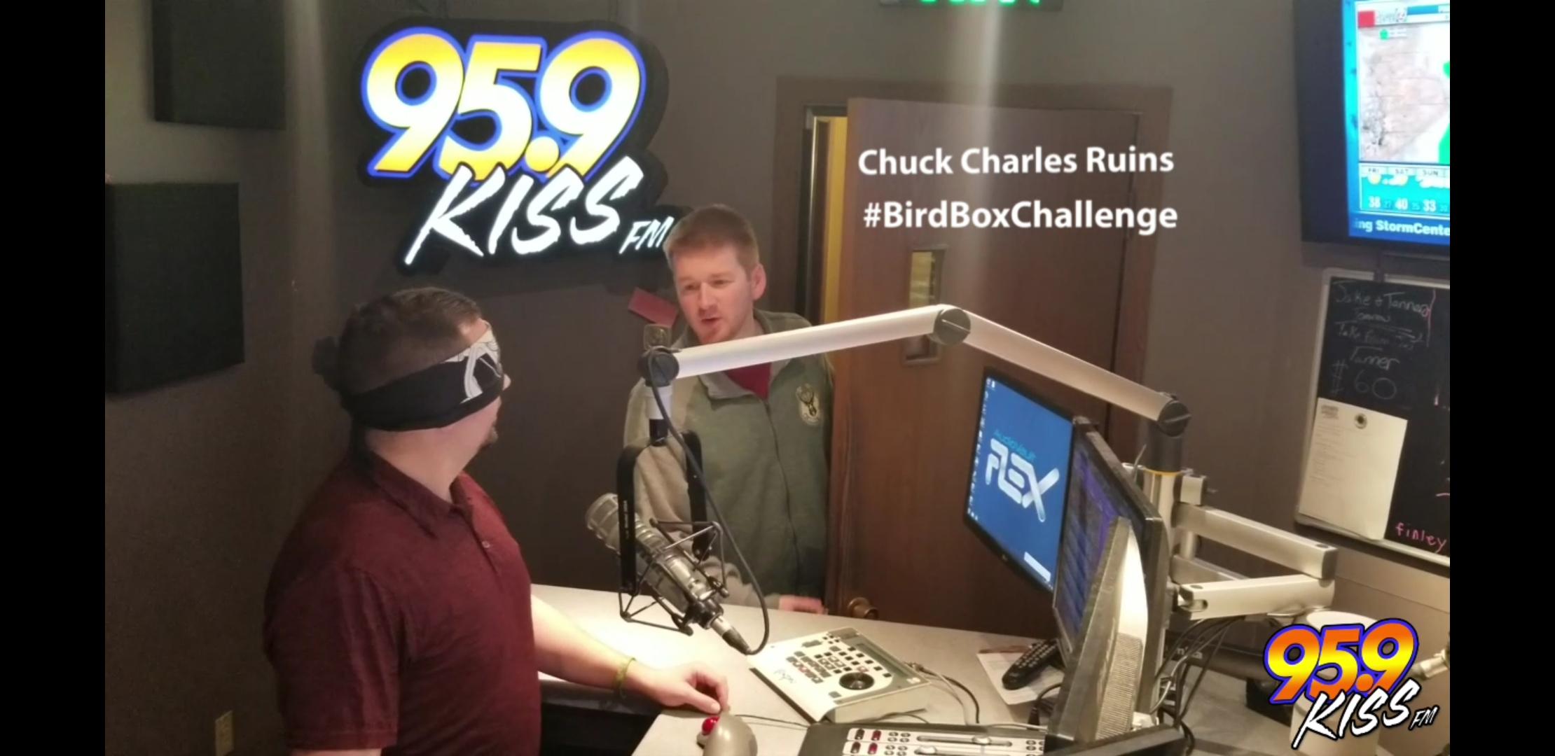 #WhattheChuckWednesday - Chuck Ruins The #BirdBoxChallenge