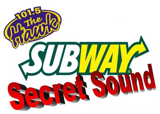 Subway Secret Sound
