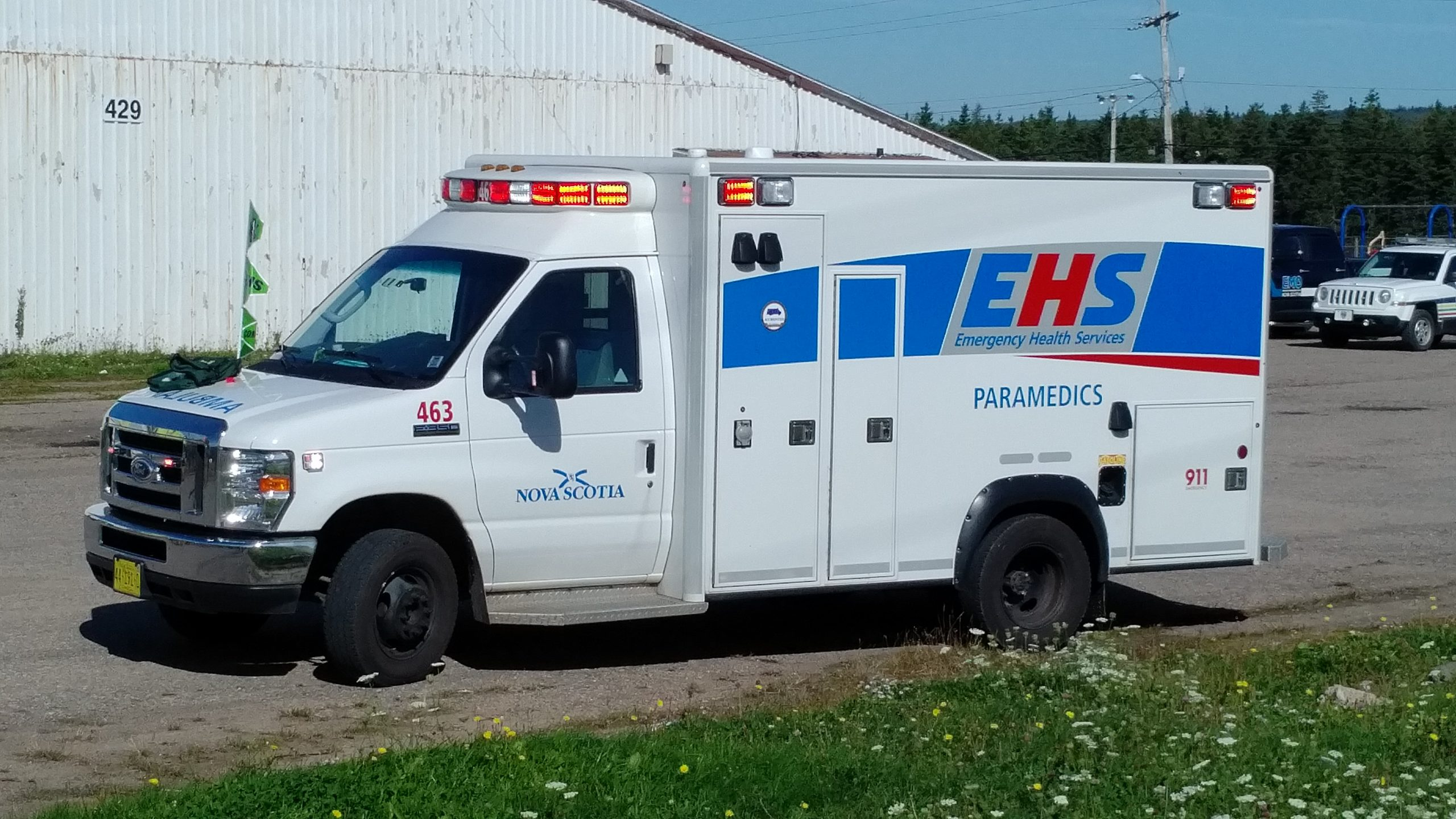 Richmond Co. ATV crash sends man to Halifax hospital