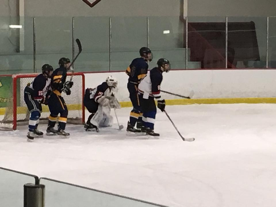 Cape Breton West High School Hockey League results (from Port Hood Wednesday)