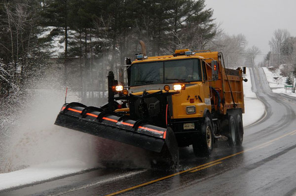 Warden says municipal officials expect savings on snow removal
