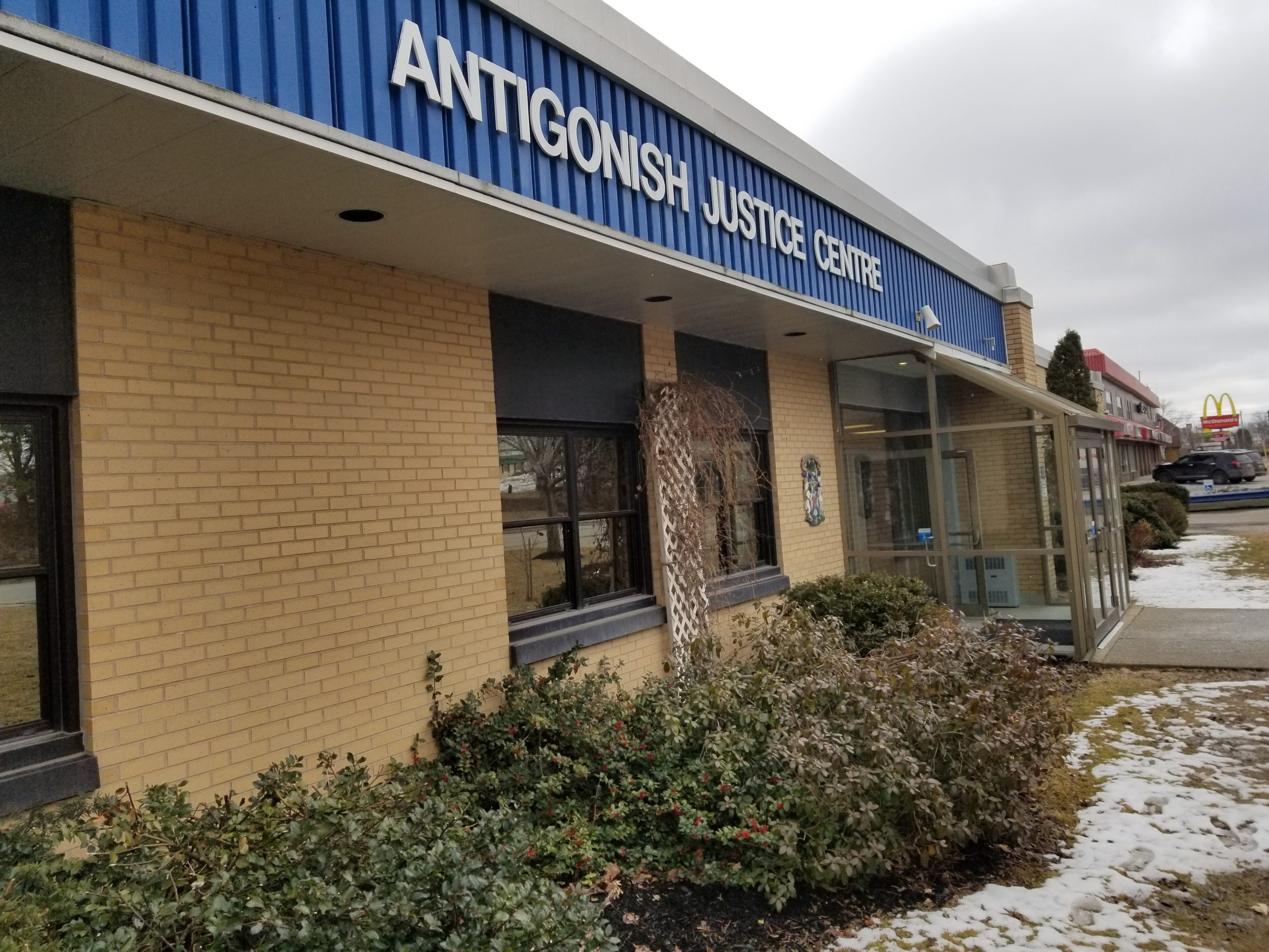 Teen arrested following Antigonish thefts expected back in court in November