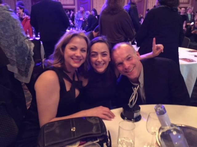 FAST actor wins Merritt Award