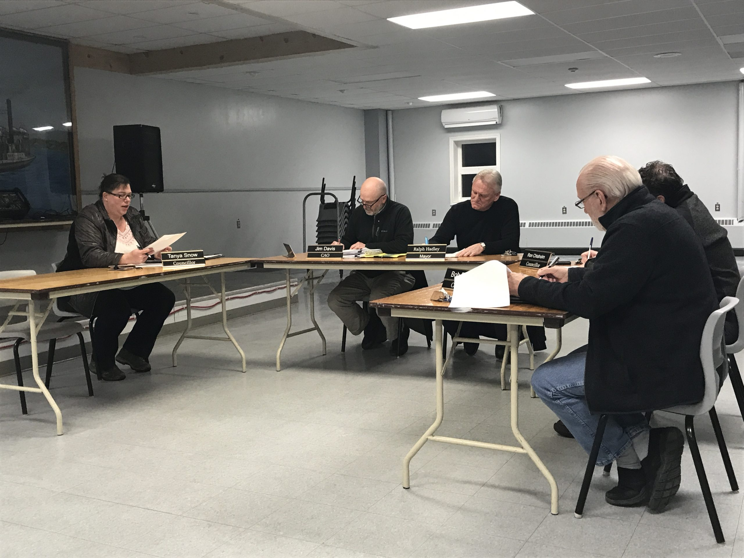 Mulgrave officials say they're concerned about taking ownership of town school