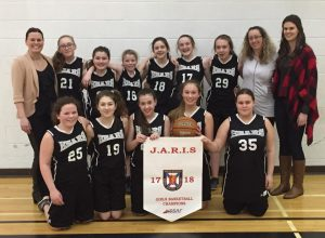 Highland Region junior girls basketball playoff results (from Margaree Tuesday)
