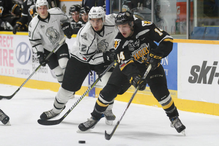 Quebec Major Junior Hockey League results (from Gatineau Wednesday)