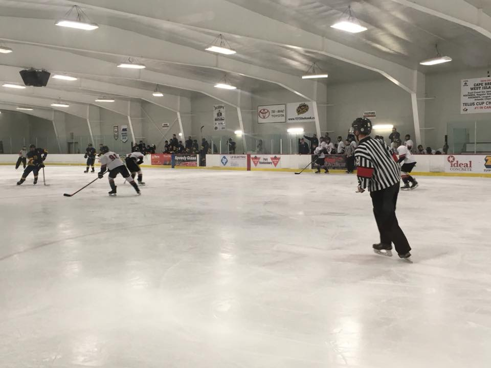 Cape Breton West High School Hockey League playoff results (from Port Hood Wednesday)