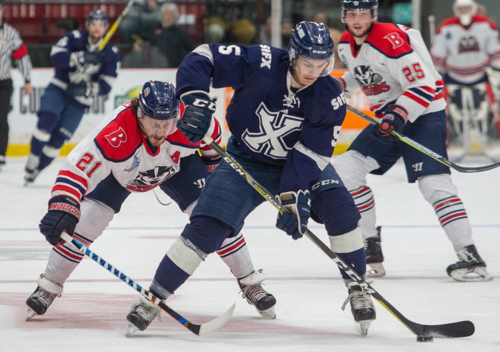 X-Men blueliner inks AHL contract