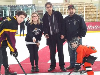 Strait Richmond Minor Hockey Association officials look forward to impact of annual tournament