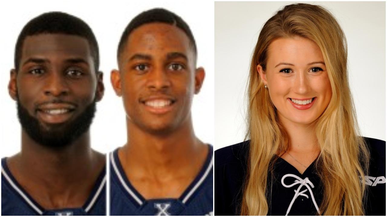 Basketball players, hockey forward earn StFX athlete of the week honours