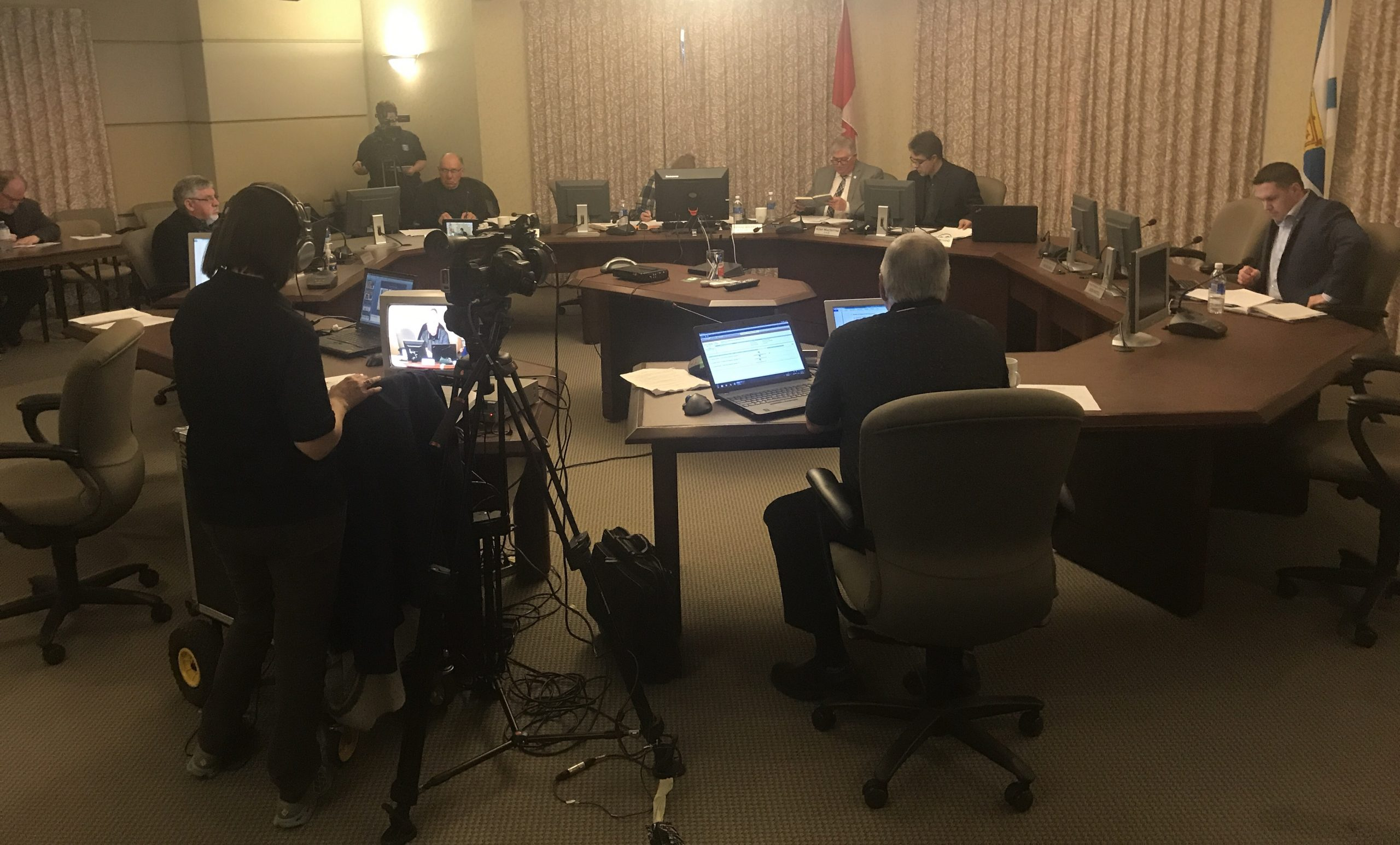 Richmond Co. councillors debate planning commission addition