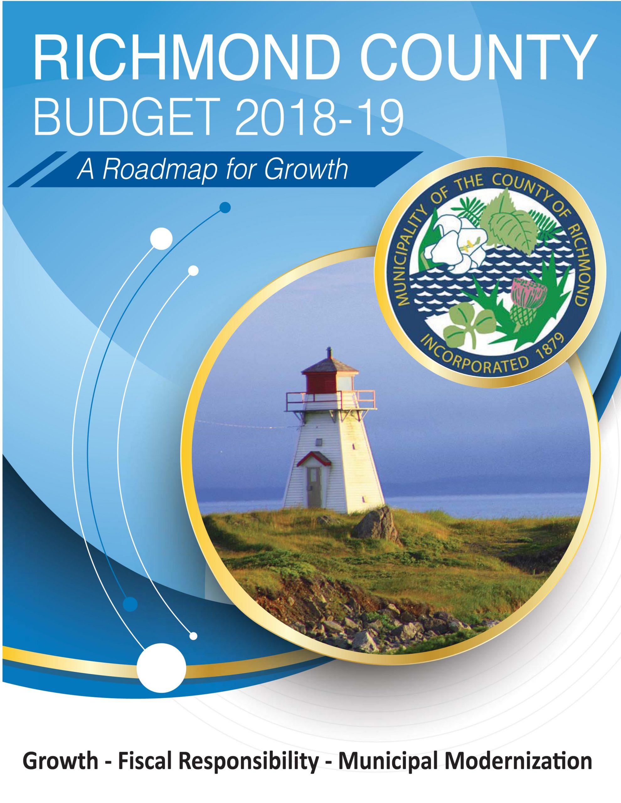 Richmond Co. councillors pass 2018-19 budget