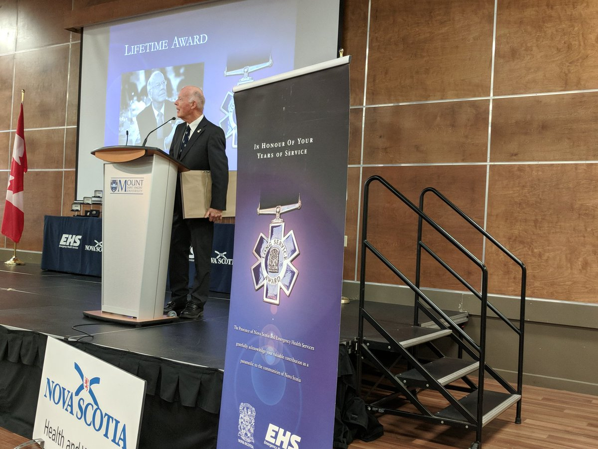 Five local EHS employees honoured with long service awards