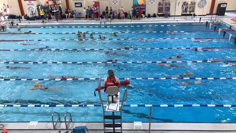 Junior Provincial Swim Meet results (Saturday from Antigonish)