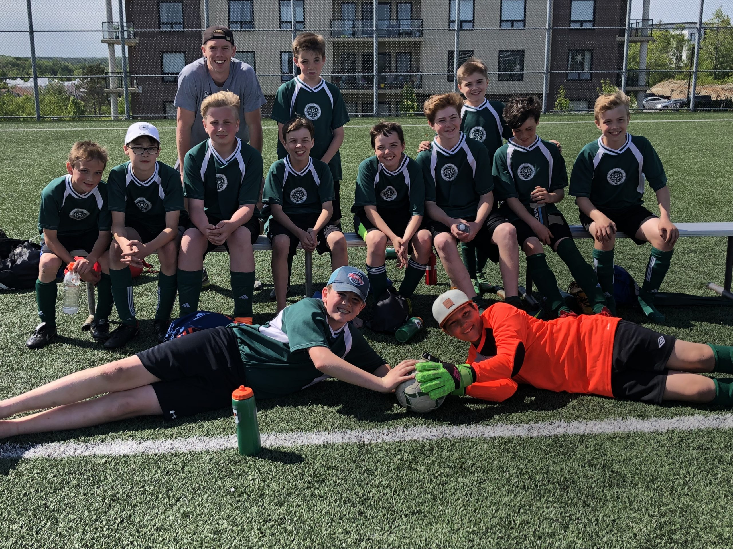 2018 Halifax Dunbrack Ratomir Soccer Tournament results (from Halifax Sunday)