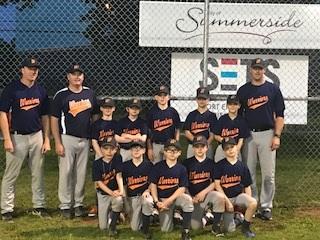 Summerside Mosquito AA Invitational Baseball Tournament (from Summerside Sunday)