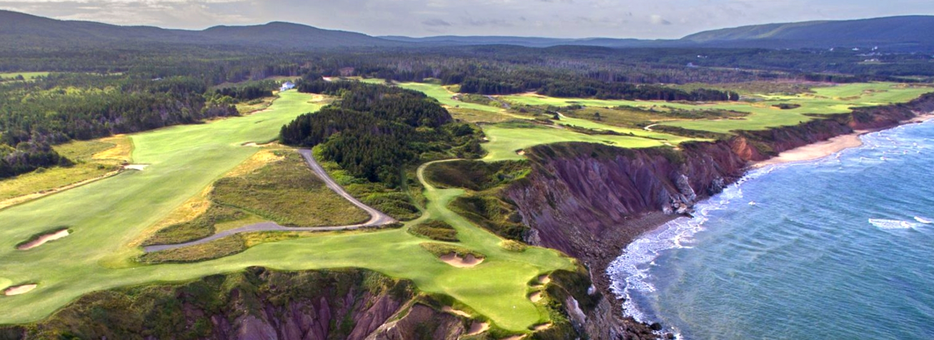 Cabot Cliffs ranked first in list of top golf courses in country