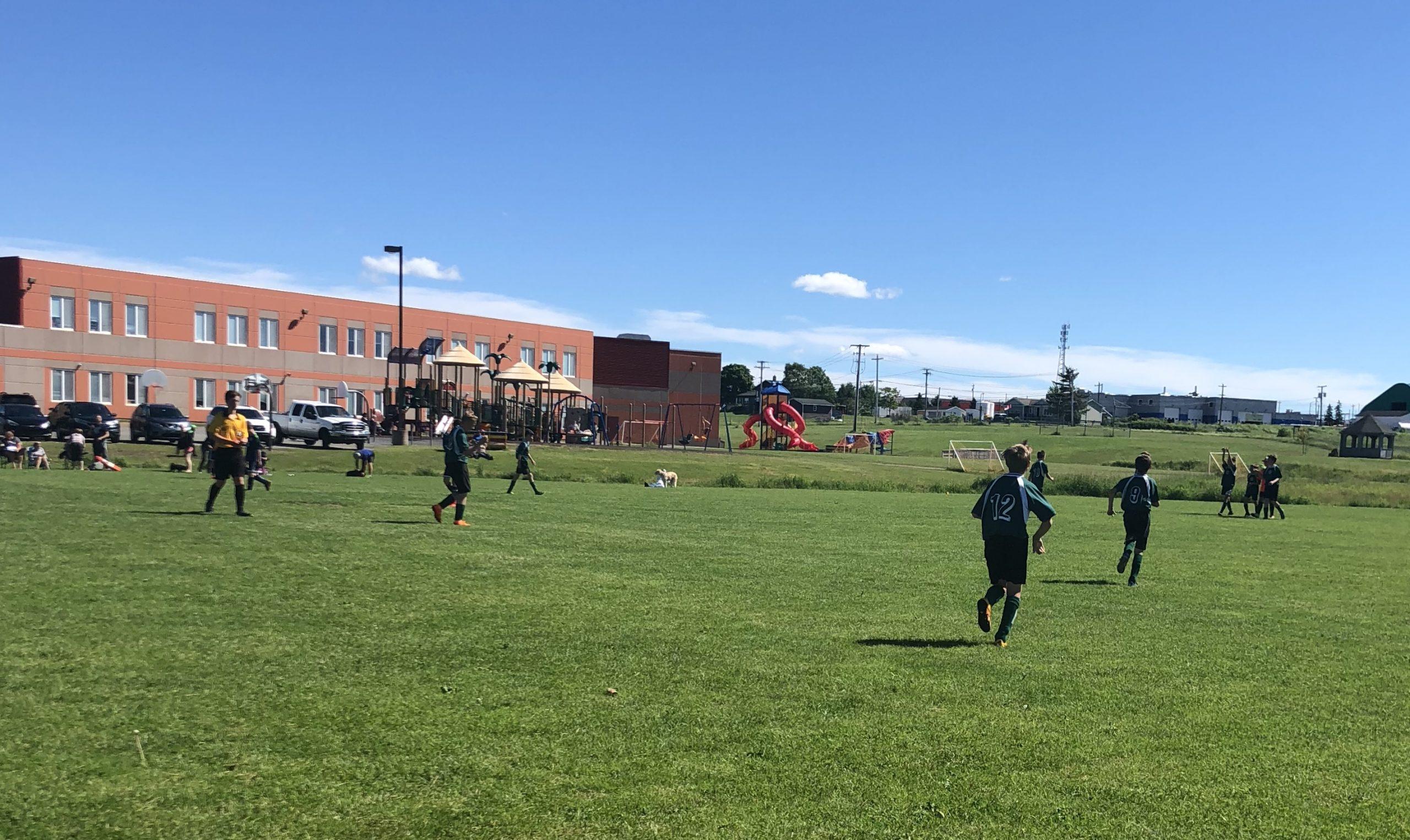 Nova Scotia Soccer League U13 Boys (from Antigonish Saturday)