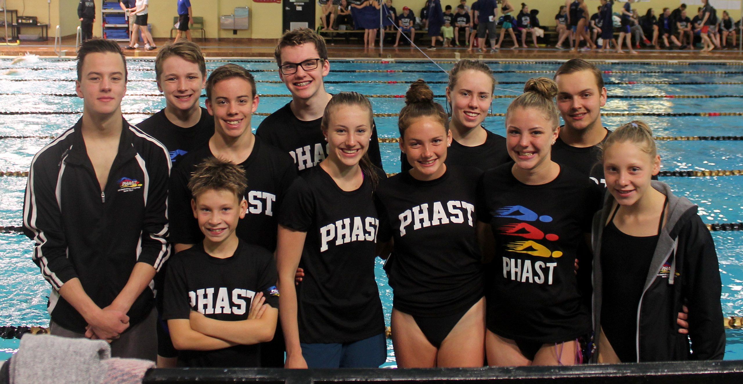 PHAST swimmers finish season at Halifax meet
